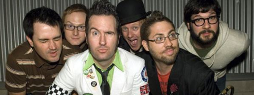 E. Reel Big Fish is going to be in concert in Dallas! I'm going.